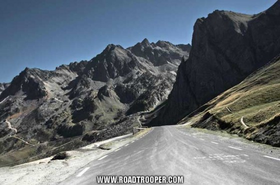 Col du Tourmalet East Ramp