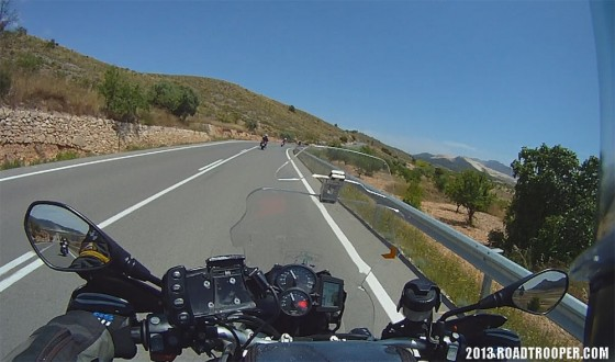 Into the Murcia landscape with the Torrevieja Bike Club