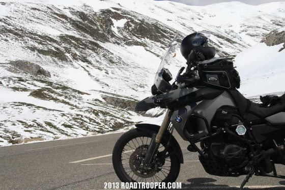 The Pyrenees in May 2013