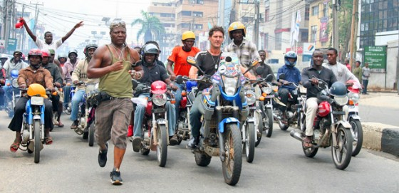 African Motorcycle Diaries - Lagos Rally