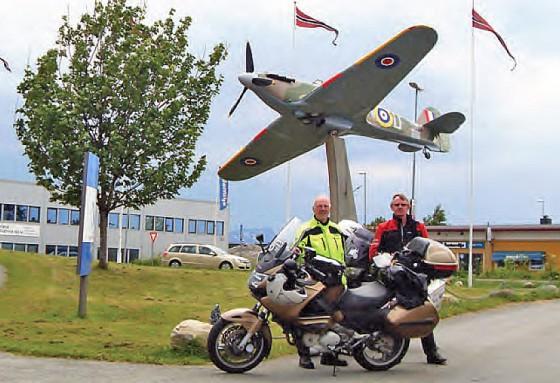 WW2 Hawker Hurricane Mk 11 fighter
