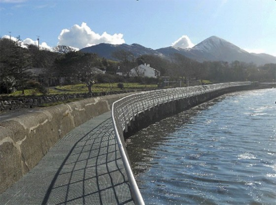 Croagh Patrick – west of Westport
